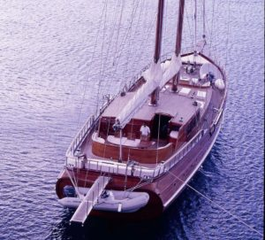 Weekly Yacht Charter