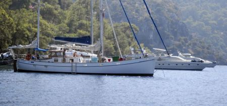 Yacht Charter Fethiye rout