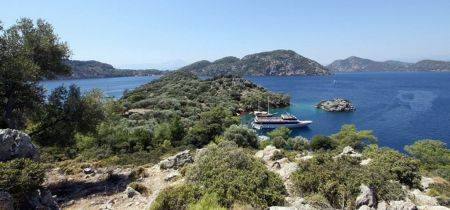 Yacht Charter Marmaris Rodos Rout