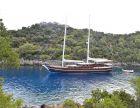 motoryacht gulets sailing